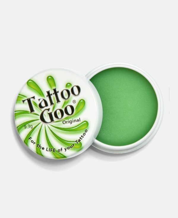 Tattoo Goo Mini-Balm Open