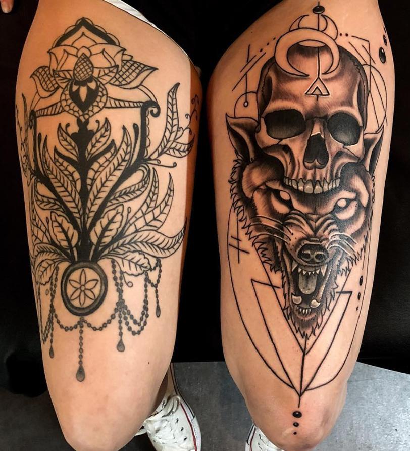 Featured Tattoo Artist Mike Evans Tattoo Goo
